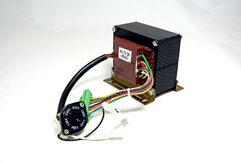 Single-phase transformer - Formular